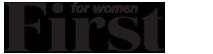 first for women logo